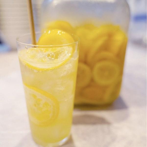 レモネード&レモンスカッシュ